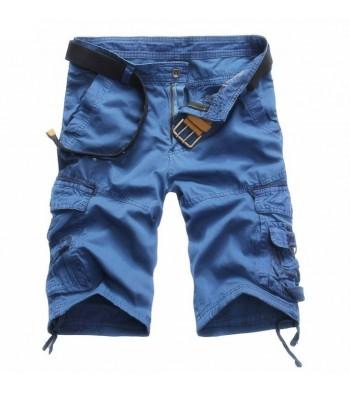 Cargo Shorts Blue