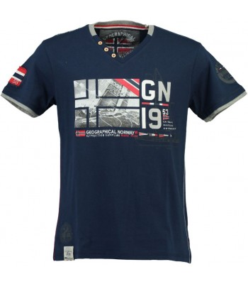 Geographical Norway T-shirt Jalopark