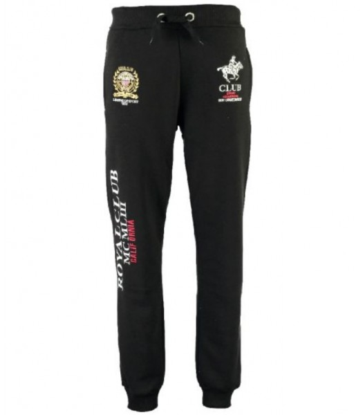 Geographical Norway Royal Club Sweatpants black