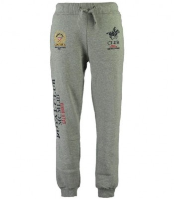 Geographical Norway Royal Club Sweatpants Grey