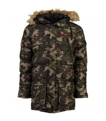 Geographical Norway Bravici Men Camo kaki