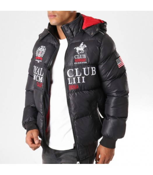 Geographical Norway Avalanche Black