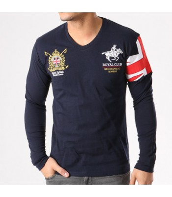 Geographical Norway T-shirt Joduk Navy