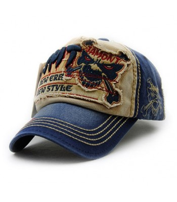 Baseball Caps Khaki