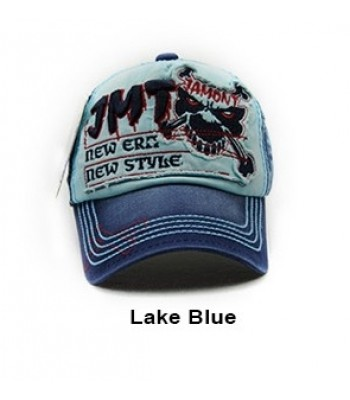 Baseball Caps Lake blue