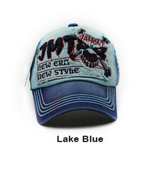 Baseball Caps Lake blue