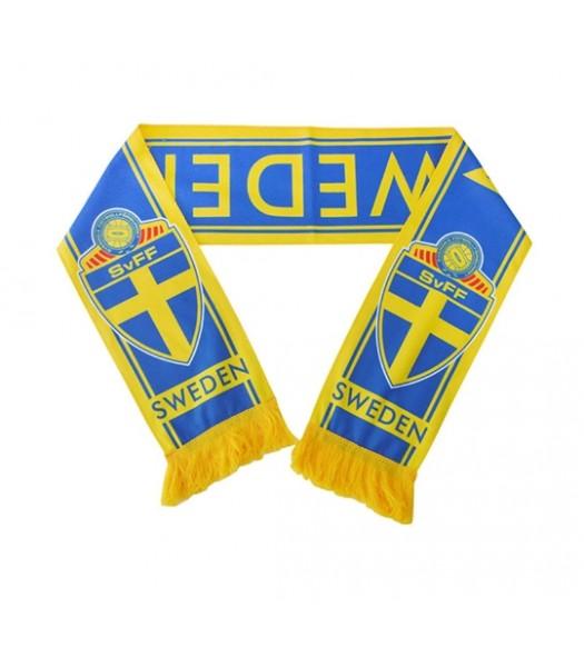 Sweden Fans Soccer Scarf