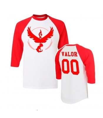 Pokèmon Go T-shirt Team Valor