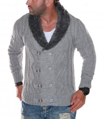 Pullover Jeel 138 light grey