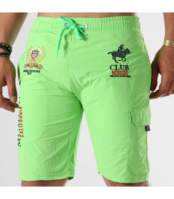 Geographical Norway Qiwi Swim shorts Green