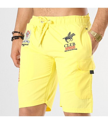 Geographical Norway Qiwi Swim shorts Yellow