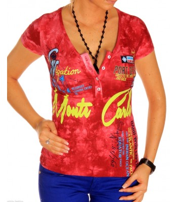 T-shirt design women Monte Carlo