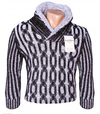 Pullover Blackrock White