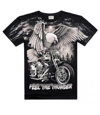 T-shirt Feel The Thunder