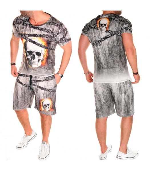 T-shirt and shorts set 3