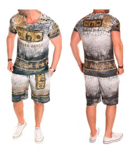 T-shirt and shorts set 4
