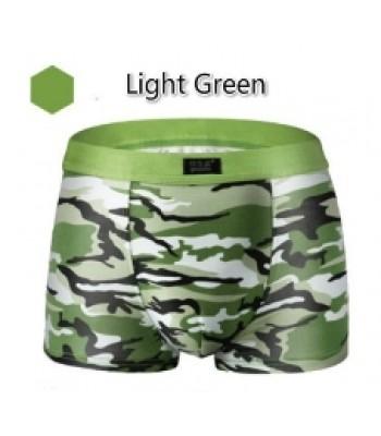 Kalsong Ljusgrön Camouflage