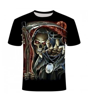 T-shirt 3D Lieman Power