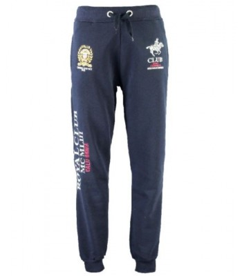 Geographical Norway Royal Club Sweatpants Navy