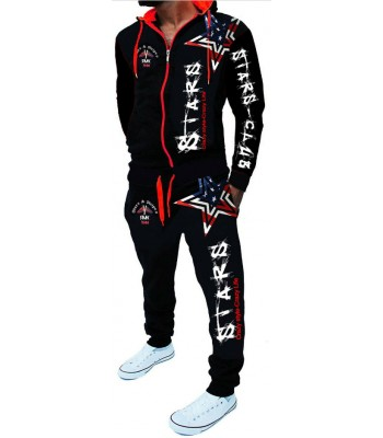 Sportsuit Stars 2256 Black and white text