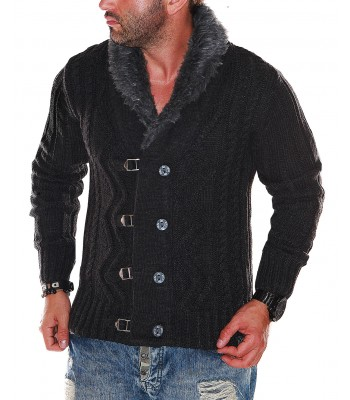 Pullover Jeel 138 anthracite