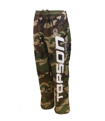 Men's Mesh Fitness Gym Pants Camo