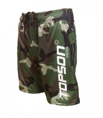 Men's Mesh Fitness Gym Shorts Camo