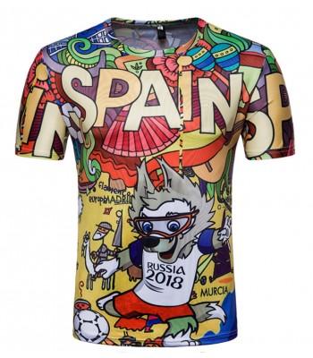 EM t-shirt Spain