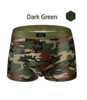 Kalsong Mörkgrön Camouflage